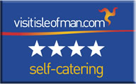 Visit Isle of Man 4 star self catering