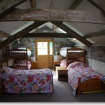 Bunk Barn at Knockaloe Beg Farm, Isle of Man