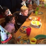 Childrens parties on the farm at Knockaloe Beg