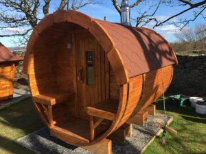 Leisure Suite at Knockaloe Beg Farm