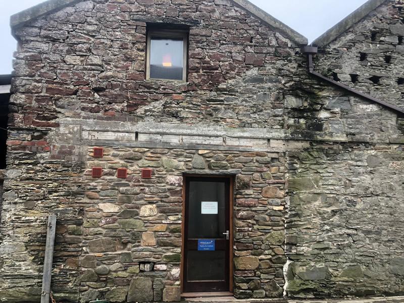 Bunk Barn exterior at Knockaloe Beg